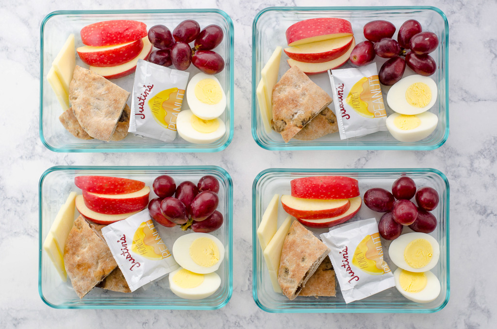 Copycat Starbucks Eggs and Cheese Bistro Box Meal Prep