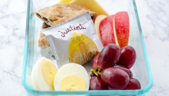 Copycat Starbucks Protein Bistro Box, Eggs & Cheese