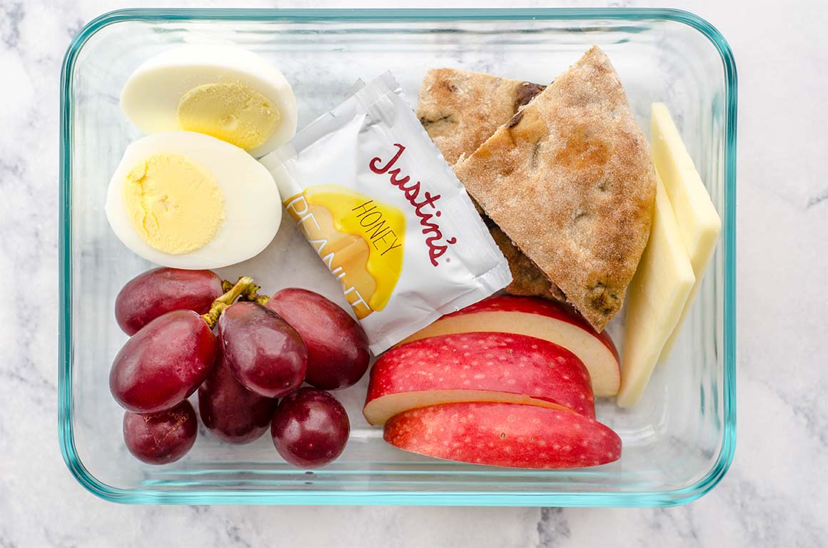 Copycat Starbucks Protein Bistro Box - Eggs and Cheese